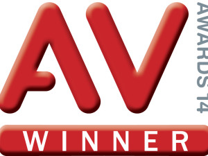 Vogel's Professional wint AV Awards