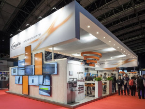 Vogel's Professional op ISE 2016